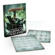 Warscroll Cards: Legions of Nagash