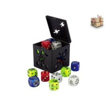 Chaos Dice Cube 25 x 10mm Dice