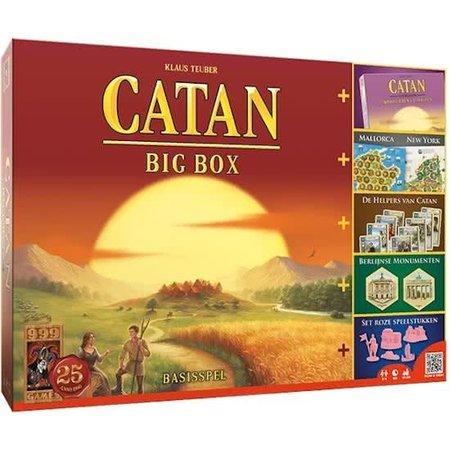 999-Games Kolonisten van Catan 5e Editie: Big Box