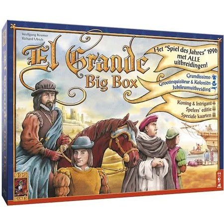 999-Games El Grande Big Box