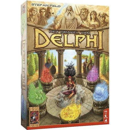 999-Games Het Orakel van Delphi