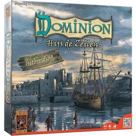 """999-Games Dominion """"Hijs de Zeilen"""