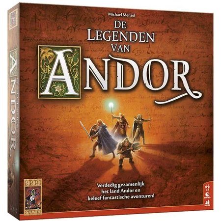 999-Games De legenden van Andor