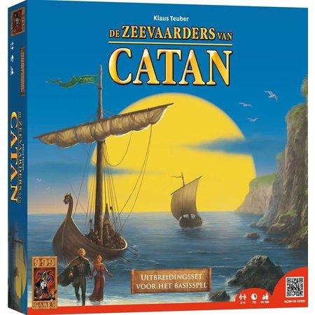 999-Games Kolonisten van Catan: De Zeevaarders van Catan Nieuwe Editie