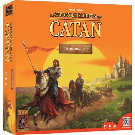 999-Games Kolonisten van Catan 6e Editie: Steden & Ridders