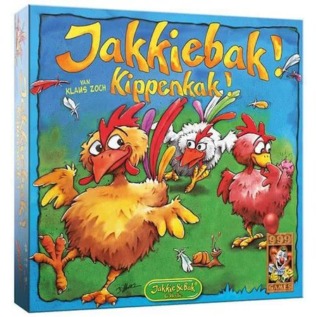 999-Games Jakkiebak Kippenkak