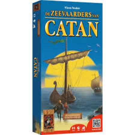 999-Games Kolonisten van Catan: Zeevaarders 5/6 Uitbreiding Nieuwe Editie