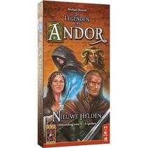 De Legenden van Andor: Nieuwe Helden (5-6 uitbr.)
