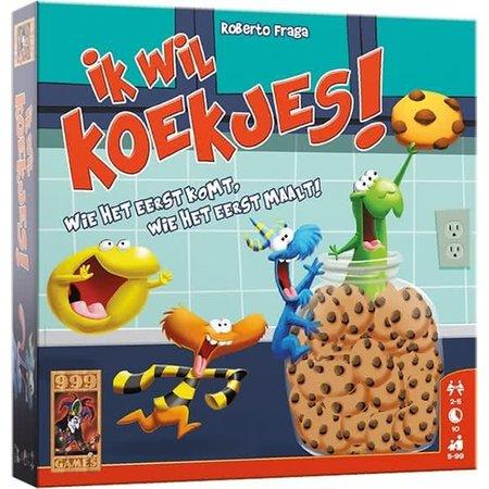999-Games Ik Wil Koekjes!