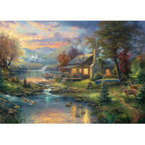 Thomas Kinkade: Nature's Paradise (1000)