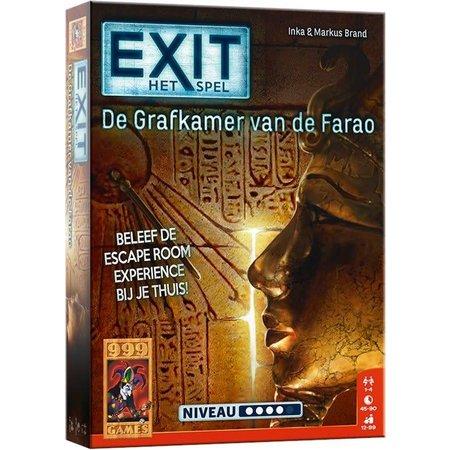 999-Games Exit - De Grafkamer van de Farao