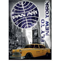 New York Taxi (1000)