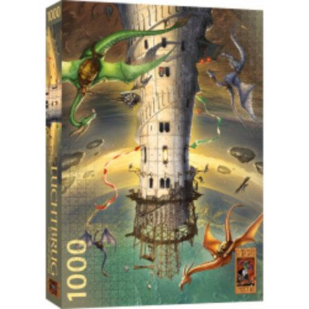 999-Games Luchtbrug 4: Maandraak (1000)