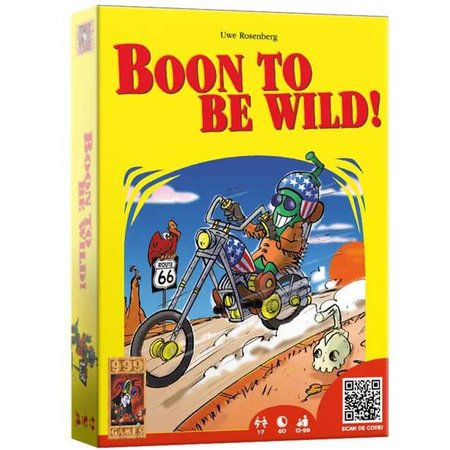 999-Games Boon to be Wild