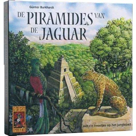 999-Games De Piramides van de Jaguar