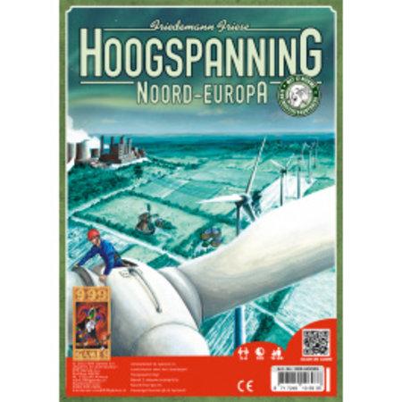 999-Games Hoogspanning Noord-Europa