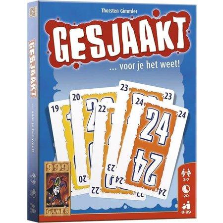 999-Games Gesjaakt