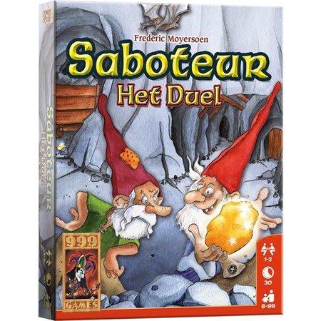 999-Games Saboteur: het Duel
