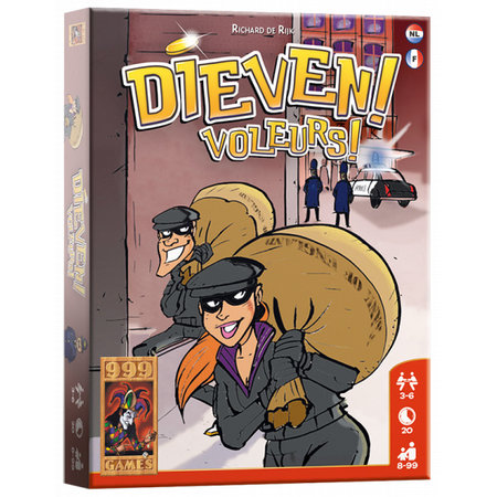 999-Games Dieven