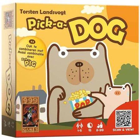 999-Games Pick-A-Dog