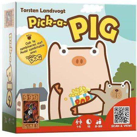 999-Games Pick-a-Pig