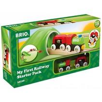 Brio: Mijn Eerste Treinbaan Starter Set