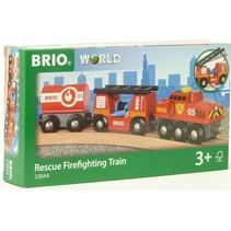 Brio: Rescue Firefighting Train