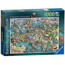 European Wonders (1000)