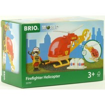Brio: Firefighter Helicopter