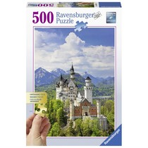 Sprookjeskasteel Neuschwanstein (500)