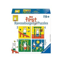 My first puzzels, Nijntje
