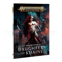 Age of Sigmar Order Battletome: Daughters of Khaine (HC)