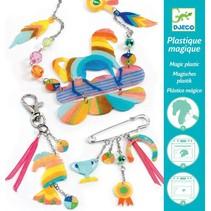 Magisch Plastic: Regenboog Paard (Plastique magique)