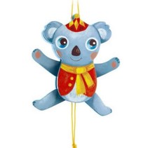 Jumping Jack Toy - Sacha