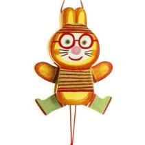 Jumping Jack Toy - Lulu