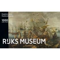 Rijksmuseum: Zeeslag (1000)