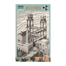 Escher: Waterval (1000)