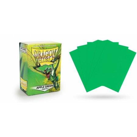 Arcane Tinman Dragon Shield: Apple Green Matte