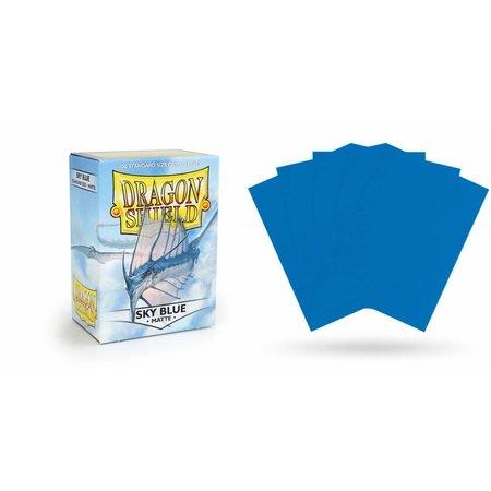 Arcane Tinman Dragon Shield: Sky Blue Matte