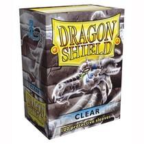 Dragon Shield Sleeves Clear 100