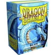 Dragon Shield Sleeves Blue 100
