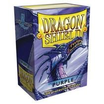 Dragon Shield Sleeves Purple 100