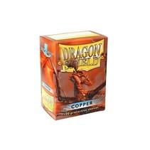 Dragon Shield Sleeves Copper 100