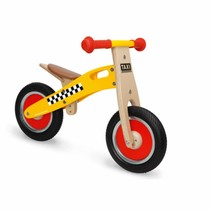 Scratch - Balance Bike (small) Taxi (loopfiets)