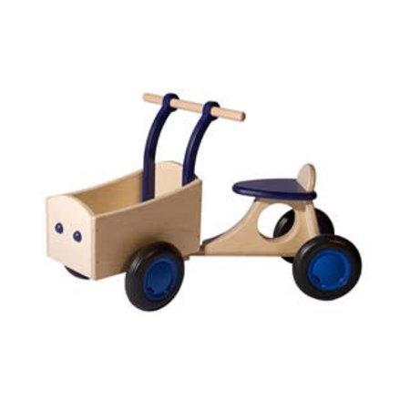 Van Dijk Toys b.v. Bakfiets Blauw