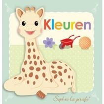 Sophie de Giraffe Kleuren boekje
