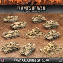 FOW 4.0: Monty's Desert Rats Starter Army