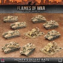 FOW 4.0: Monty's Desert Rats Starter Army