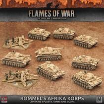 FOW 4.0: Rommel's Afrika Korps Starter Army