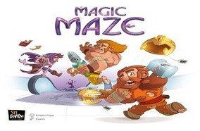 Spel v/d maand: Magic Maze.